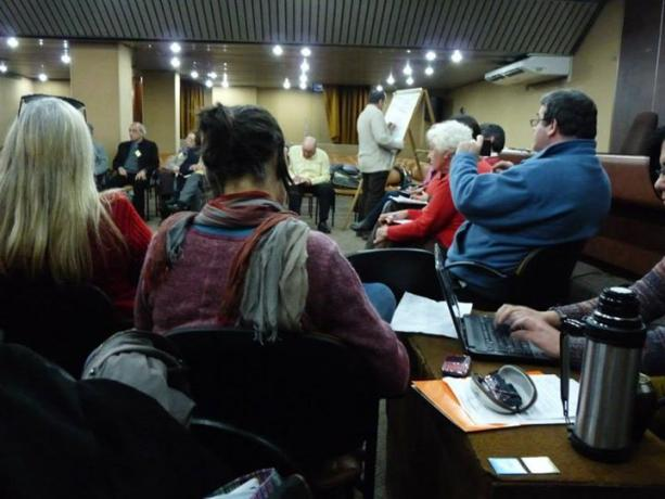 Encuentro con Concejos Vecinales
