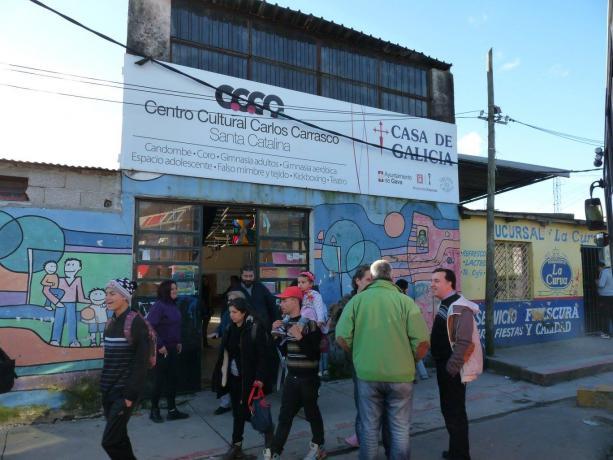 Centro Cultural Carlos Carrasco