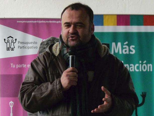 Alcalde del Municipio A, Gabriel Otero