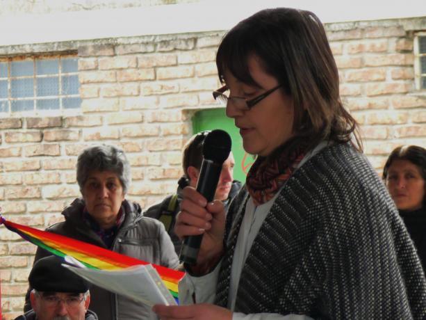 Directora del Colegio SANFRA, Alicia Etcheverría