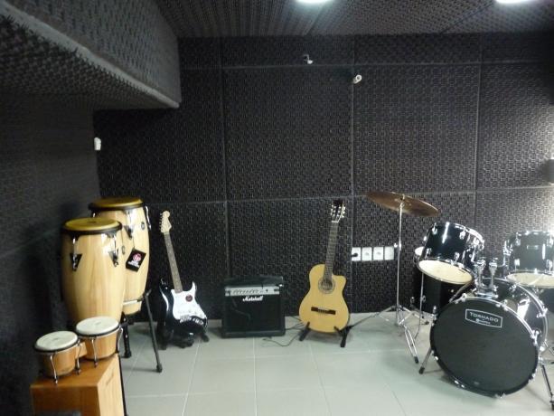 Centro Cultural Las Heras (Inauguración reformas)