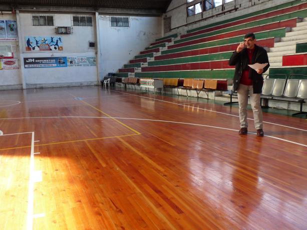 Miguel Pereira, coord. de la Unidad de Participación de la IM. Propuesta: El Club Colón nos integra a todos.