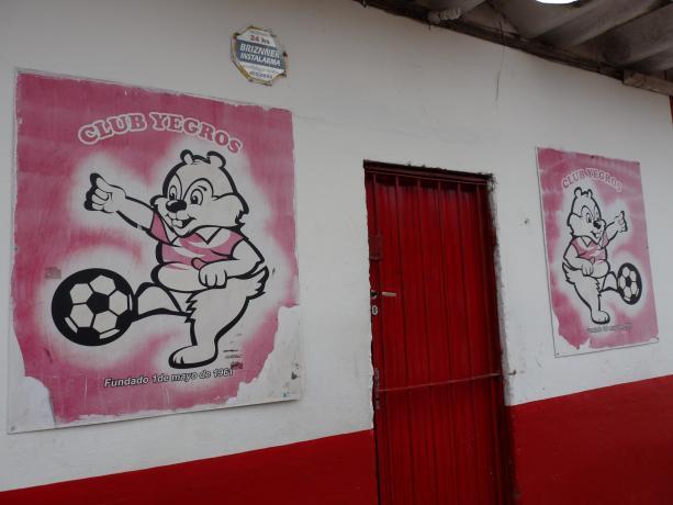 Club de Baby Fútbol Yegros
