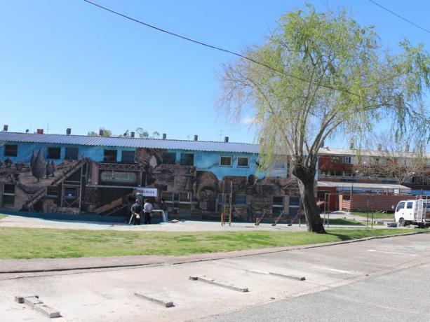 Centro Cultural Las Chimeneas