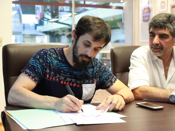Rodrigo Arcamone, Alcalde del Municipio C