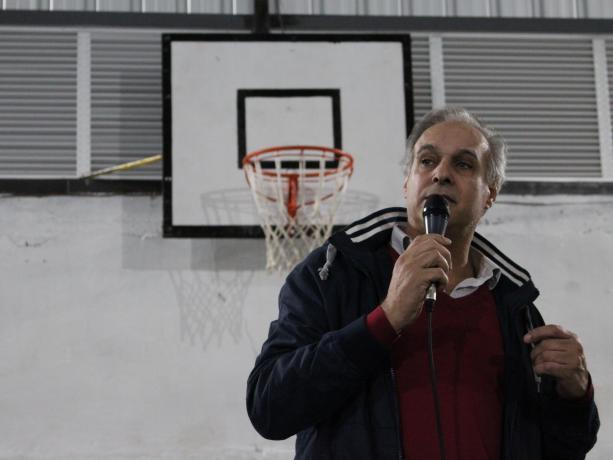 Jorge Buriani, director de la División Asesoría de Desarrollo Municipal y Participación de la IM.
