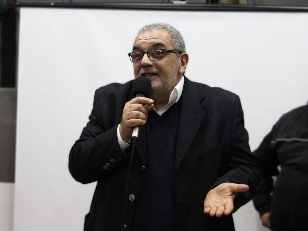 Consejero de Educación Secundaria, Javier Landoni