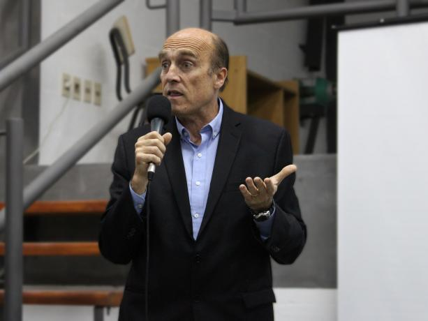 Intendente de Montevideo, Daniel Martínez