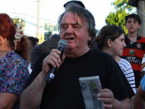 Vecino proponente Roberto Cinegotti