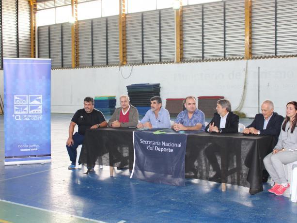 Flavio Pardo, Jorge Buriani, Miguel Pereira, Gabriel Otero, Fernando Cáceres, Miguel Blasco, Ana Godoy