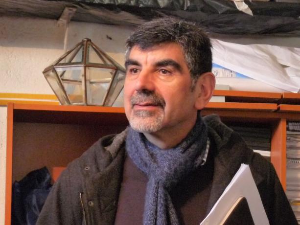 Miguel Pereira, Coordinador de la Unidad de Participación de la IM