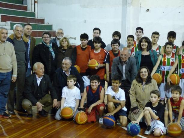 Inauguración Colón Fútbol Club
