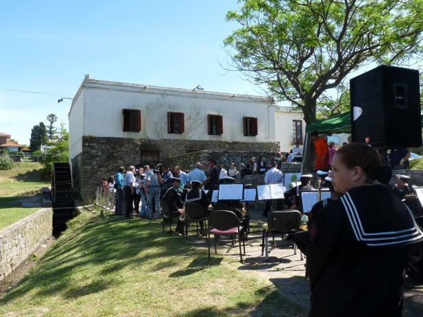 Inauguración Molino de Pérez
