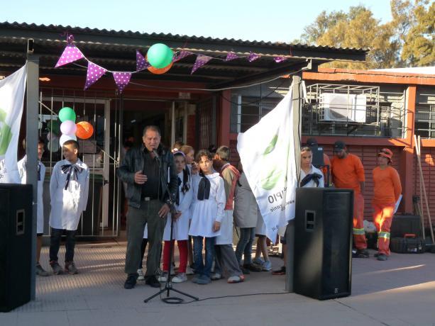 Inauguración Policlínica Punta de Rieles