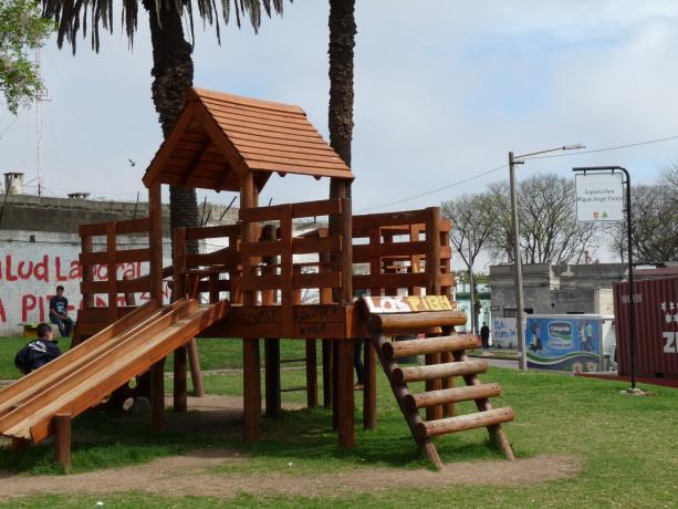 Plaza Pareja