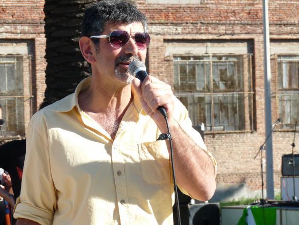 Coordinador de Unidad de Participación de la IM, Miguel Pereira