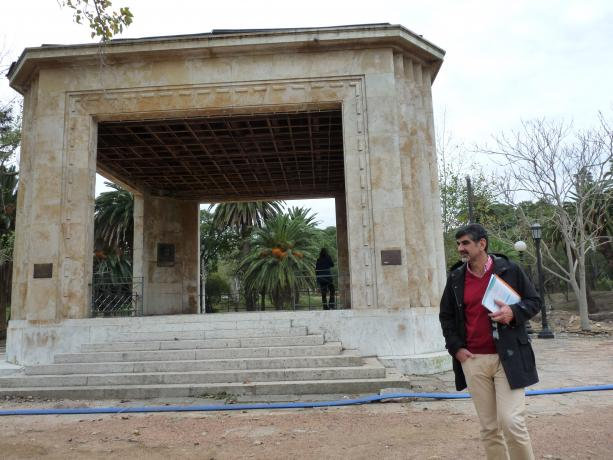 Miguel Pereira. Propuesta: Mejoras en el Lago del Parque Rodó