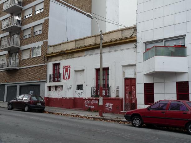 Propuesta: Mejorar infraestructura de Club Welcome.