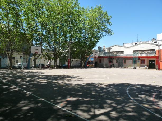 Plaza de Deportes Nº 2