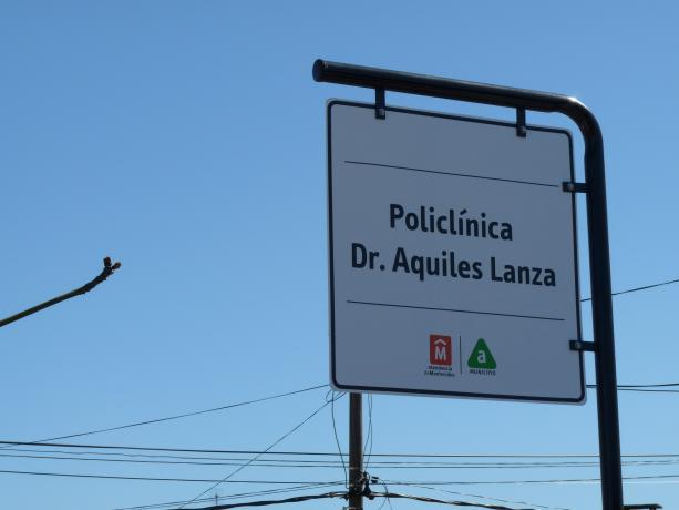 Policlínica Dr. Aquiles Lanza