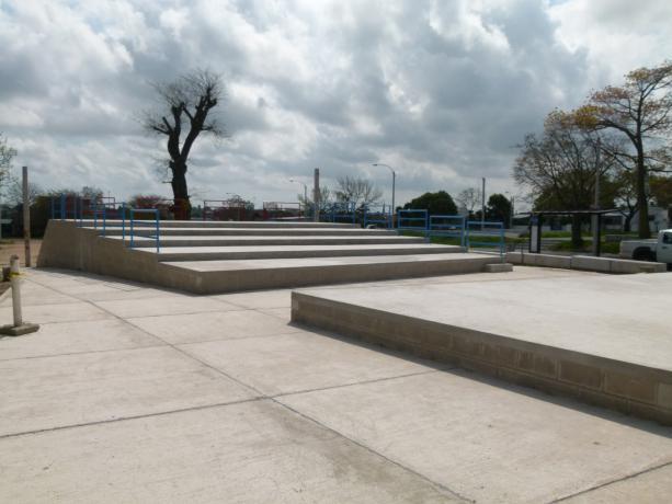 Plaza Monterroso. Foto cortesía del Municipio A