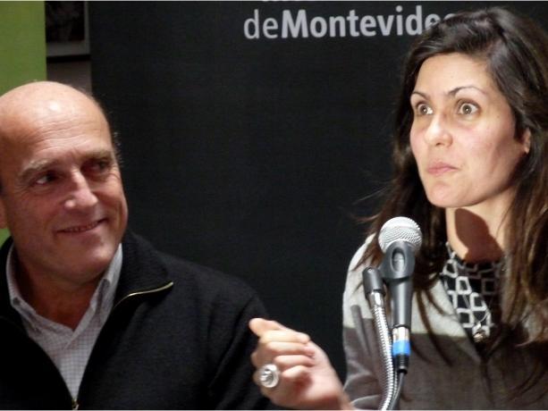 Intendente Ing. Daniel Martinez, Alicia Pérez