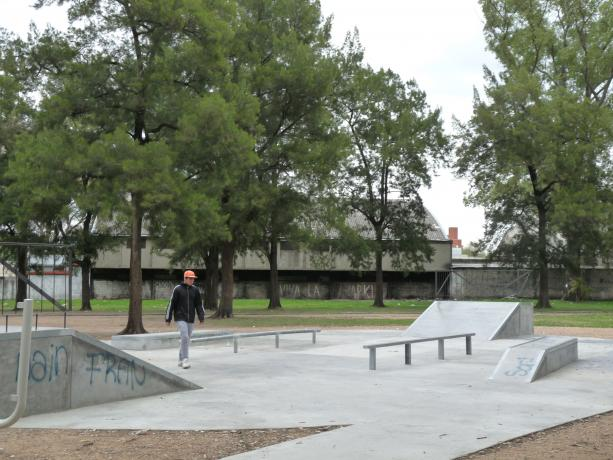 Parque Urbano César Díaz