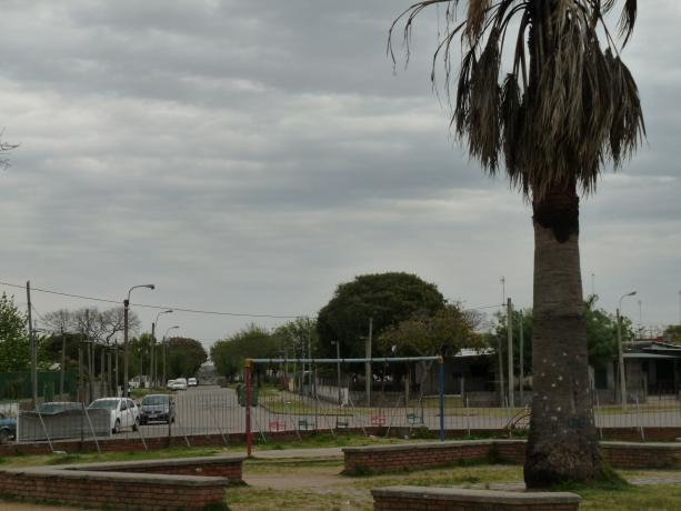 Plaza Flor de Maroñas
