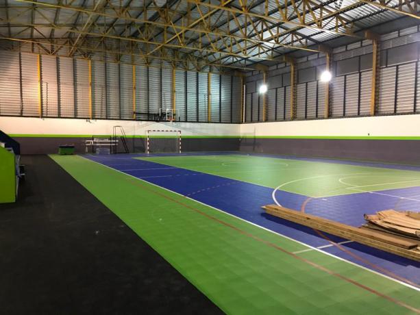 Gimnasio Plaza de Deportes Nº 6
