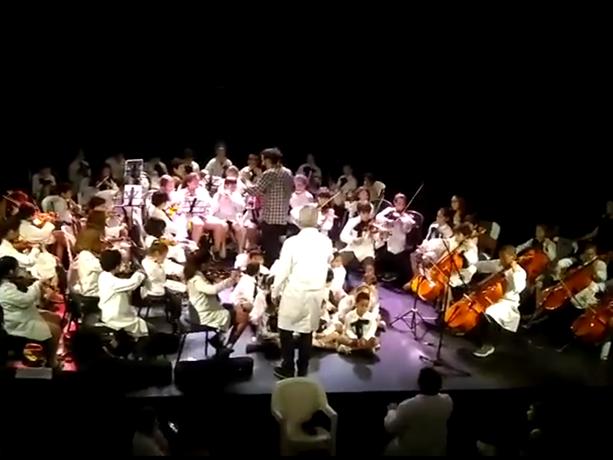 """Proyecto """"Todos por la Música"""""""