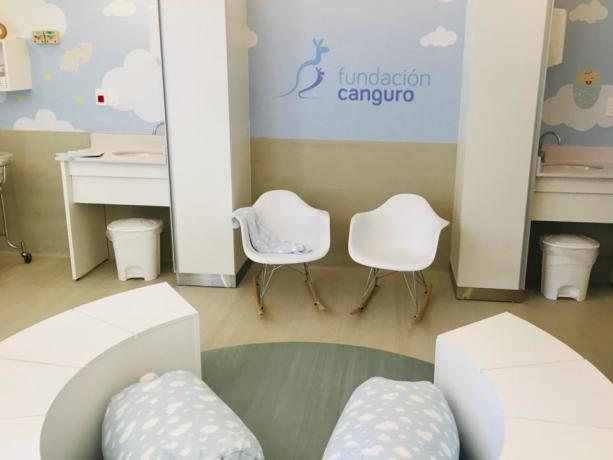Inauguración Sala Canguro