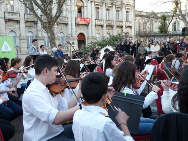 Orquesta Infantil de Ciudad Vieja