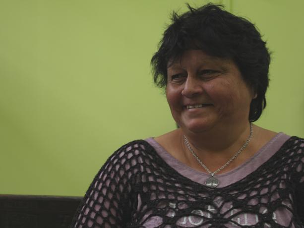 Miriam Ávalos. Concejala Vecinal 16