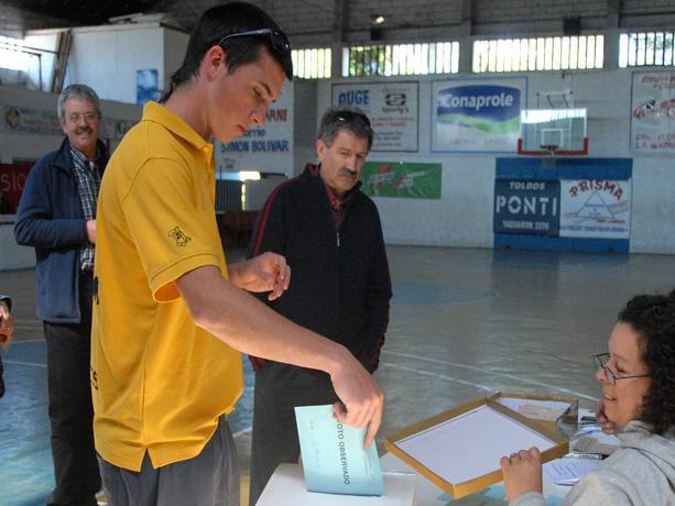 Elecciones Presupuesto Participativo y Concejos Vecinales