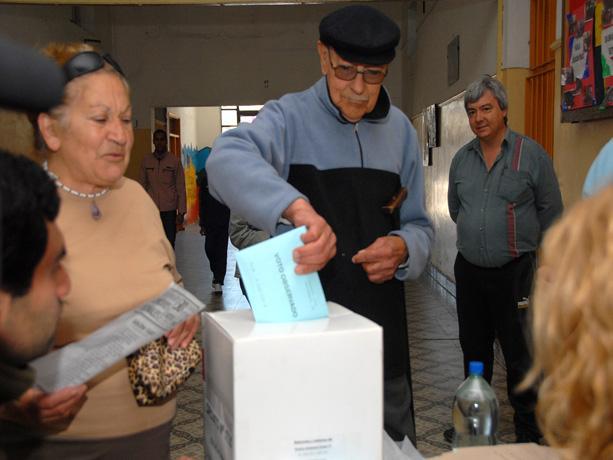Elecciones del Ciclo 2011 del Presupuesto Participativo