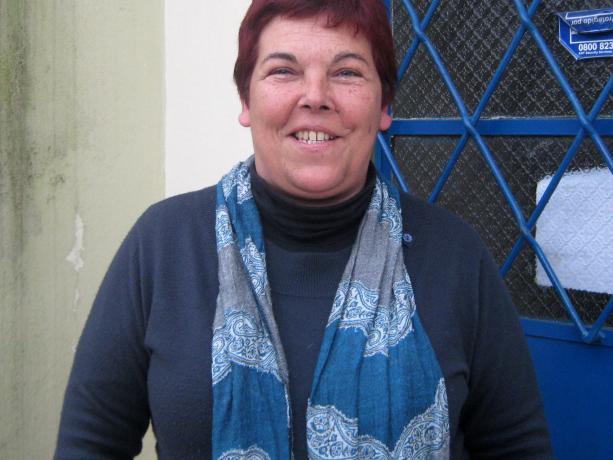 María Alexandra Techera