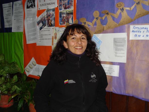 Jaqueline Gutiérrez