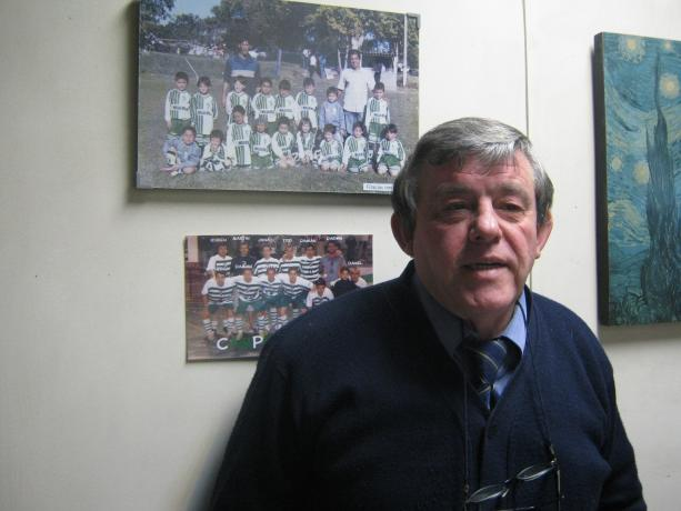 Fernando Daniel González - Presidente del Club Social y Deportivo Universal