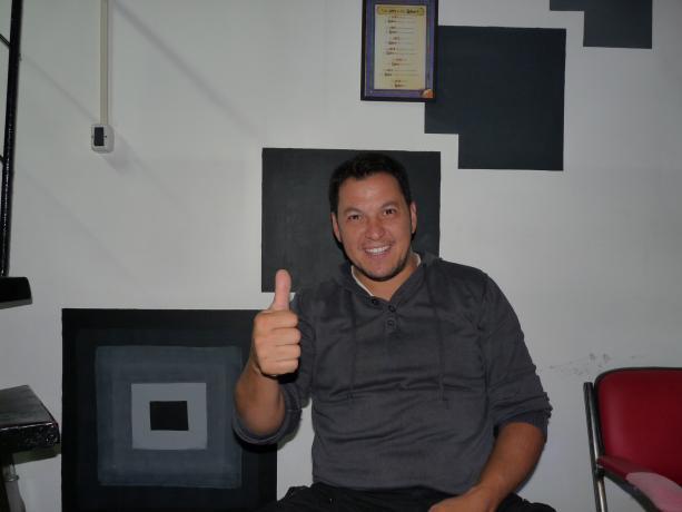 Daniel Darío Straneo Díaz