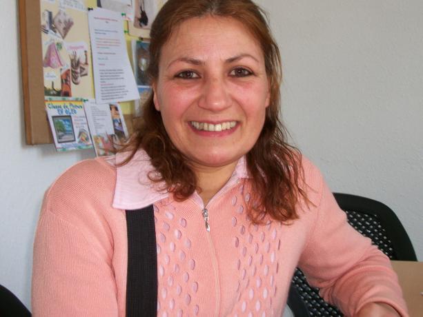 Patricia Soria