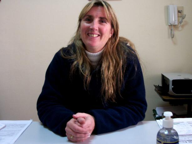 María Virginia Guzmán - Directora del Colegio Juana de América