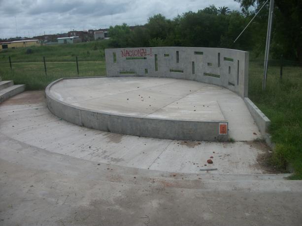 Proyecto Parque de los Fogones