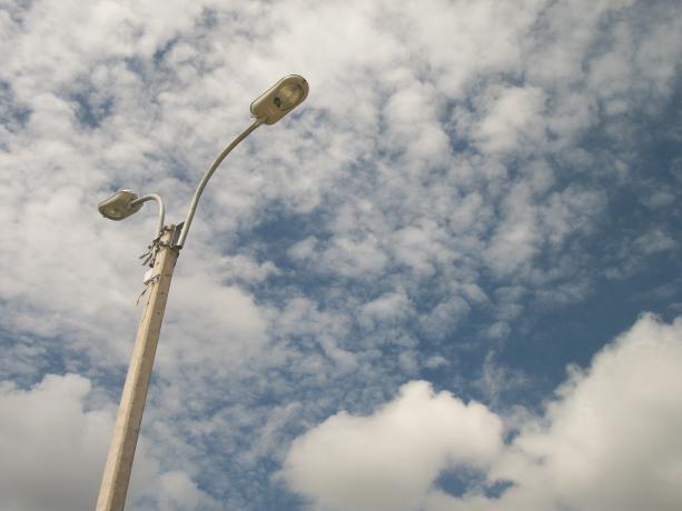 Iluminación en la Zona 13