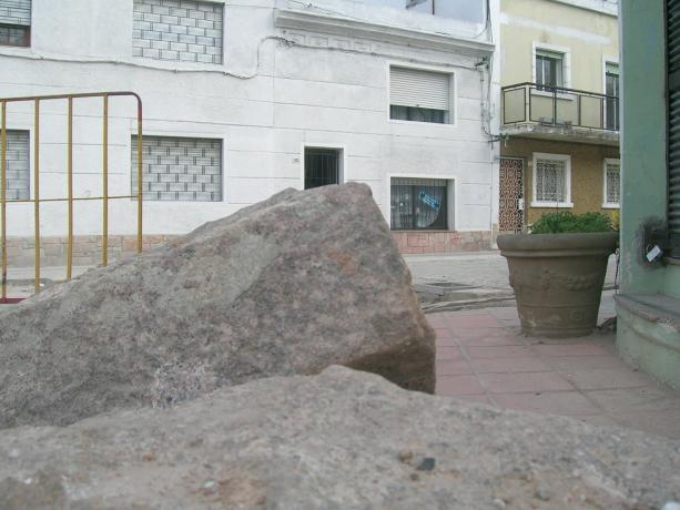 Peatonal Encina