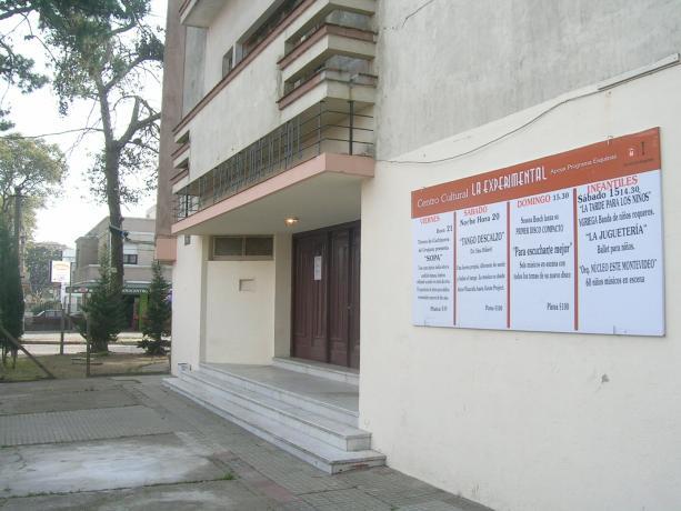 Centro Cultural de Escuela Experimental Malvín