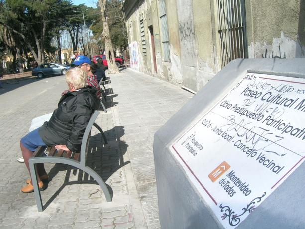 Paseo Cultural Miró