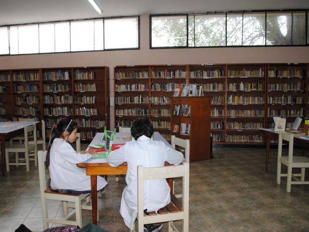 Biblioteca Amado Nervo