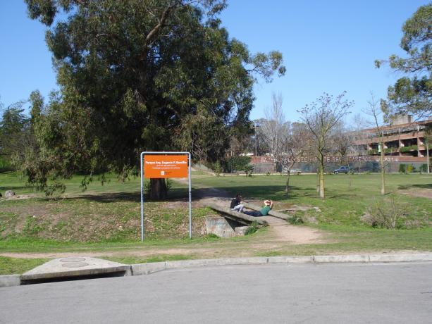 Pista de Salud en Parque Baroffio