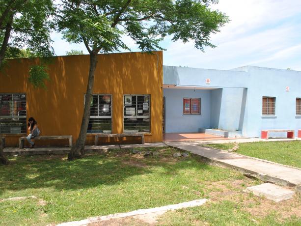 Casa Comunitaria Paso de la Arena