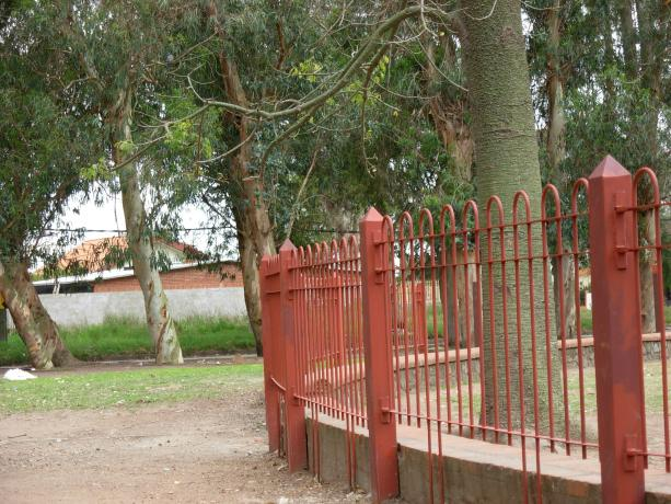 Cerco en Plaza Larrobla